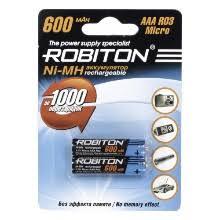 <b>Аккумуляторы AA</b> / AAA <b>ROBITON</b> — купить в интернет-магазине ...