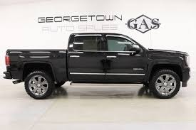 Pre-Owned 2016 GMC Sierra 1500 Denali Pickup Truck in Georgetown ...