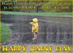 Good Rainy Morning Quotes Best Of Good MorningHappy Beaautiful Rainy Day SmitCreation