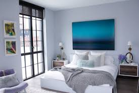Interior Design Ideas  Home Bunch U2013 Interior Design IdeasGray And Blue Bedroom
