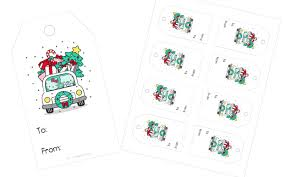 Avery Gift Tags Hello Kitty Gift Tags With Avery Design Print Online The