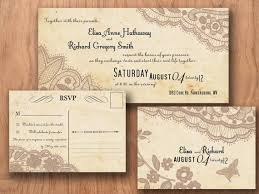 Wedding Invitation Postcards Templates Free Postcard Invitation