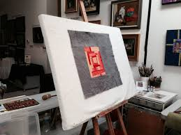 Use a Quilting Design Board to Create More Successful Quilts & Simple Design Board on Easel Adamdwight.com