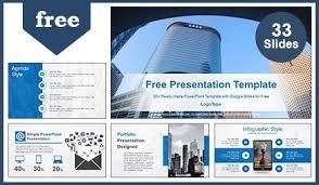 Powerpoint Real Estate Templates Free Real Estate Google Slides Presentation Powerpoint