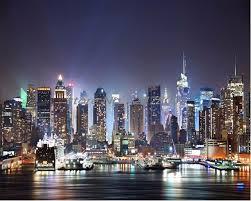 New York City Wallpaper For Bedroom Online Buy Wholesale New York Wallpaper Murals From China New York