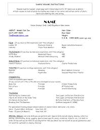 modeling resume template beginners modeling resume template beginners microsoft word free vasgroup co