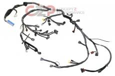 engine electrical 300zx oem your nissan professionals and nissan oem 300zx engine wiring harness 1995 twin turbo mt z32