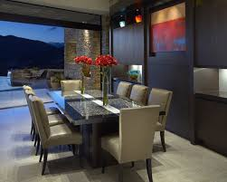 Contemporary Decor Popular Modern Dining Rooms Dining Room Contemporary Dining Room