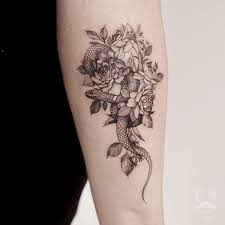 지화의 정원 Le Jardin De Zihwa On Tattoo идеи для