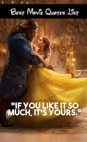 Quotes From The Movie The Help Beauty and the Beast Movie Quotes Our list of favorite lines 28