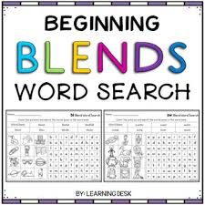 Understanding and recognizing the vowel sounds helps. Beginning Blends Worksheets Teachers Pay Teachers