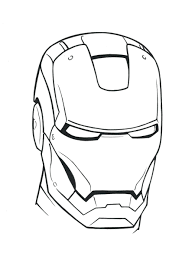 Iron Man Coloring Pages Free 3 Pictures Printable Ironman Free ...