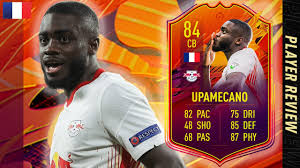 84 HEADLINERS UPAMECANO PLAYER REVIEW! | OMG WHAT A CARD! | FIFA 21  ULTIMATE TEAM - YouTube