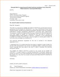 Asking For Scholarship Letter Sample 3 Down Town Ken More
