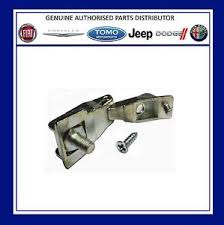 image is loading genuine fiat 500 chrome outer door handle hinge