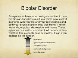 Bipolar Disorder Relationship Patterns Interesting Living With Bipolar Disorder