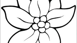 Spring Flowers Coloring Pages Coloring Pages Free Flowers Blank