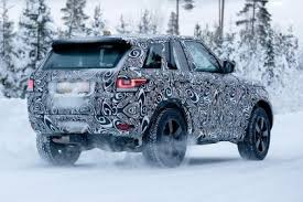 2019 land rover defender spy shots. image 8 of 20 2019 land rover defender spy shots