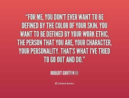 Robert Griffin III Quotes. QuotesGram via Relatably.com