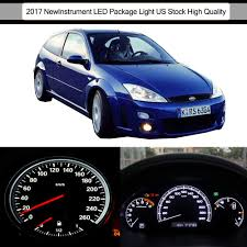 Ford Focus Instrument Cluster Lights Not Working Amazon Com Eccpp White Climate Control Light Instrument