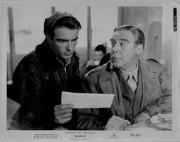 Montgomery Clift and Paul Douglas | The Big Lift | addie alexander | Flickr