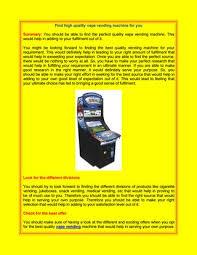 Vending Machine Distributor Classy Vending Machine Distributor In South Africa By FB Vending Issuu