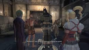 batman arkham asylum walkthrough part 12 scarecrow croc you