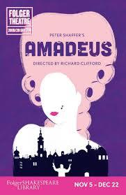 Amadeus Playbill By Peter Eramo Issuu