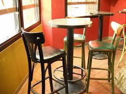 photo gallery of the high kitchen tables for tall and not very tall people