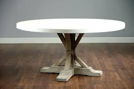 48 round table top wood
