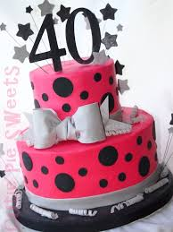 40th Birthday Cake Sayings Special 40th Birthday Cakes Ideas The