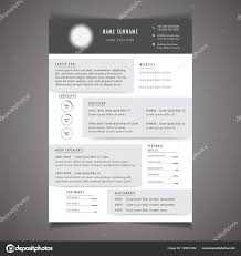 Resume Template Can Use Letterhead Cover Letter Professional Design