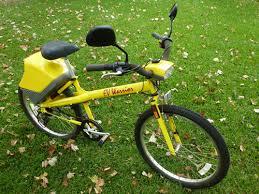 bob s 1993 bricklin ev warrior electric bicycle