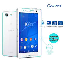 sony xperia z3 compact. full body tempered glass for sony xperia z3 compact screen protector front back explosion-proof