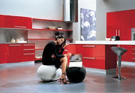 Kitchen designs red kitchen furniture modern kitchen Tile Modern Kitchens With Furniture In Red Colors Don Pedro 75 Plus 25 Contemporary Kitchen Design Ideas Red Kitchen Cabinets