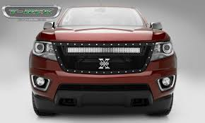 New Grille Options for the 2015 Chevrolet Colorado