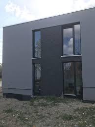 Klinkerfassade Anthrazit Kreativofenbau In 2019 Klinkerfassade