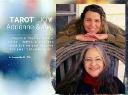 adrienne austin joins ann marie for sisterhood readings truth pion and inspiration with 80 years psychic reading bined