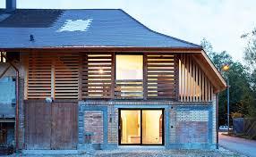 Renovated Barns Barn Conversion Inhabitat Green Design Innovation