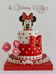 33 best Minnie Mouse Cakes images on Pinterest