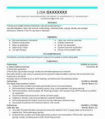 Esthetician Resume Examples Interesting Best Esthetician Resume Example LiveCareer