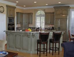 painting kitchen cabinets before and afterKitchen Cabinets Before  After  Traditional  Kitchen  Dallas