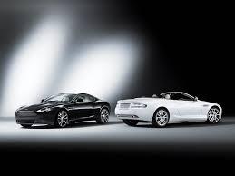 Aston Martin Launches Three New DB9 Special Editions - autoevolution