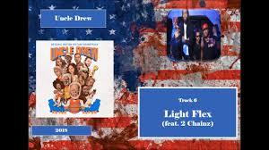 Light Flex Uncle Drew Album Preview Va Uncle Drew The Motion Picture Soundtrack