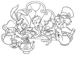 Small Picture March Hare Coloring Page Grab your HD Coloring Pages http