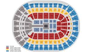 Barclays Wrestling Seating Chart 69 Exact Wwe Summerslam Seating Chart