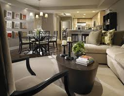 Kitchen And Living Room Designs Living Room Small Modern Decorating Ideas Breakfast Nook Home