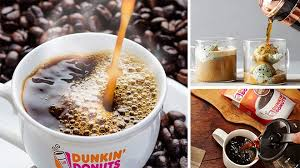 What sets the various iterations and types of dunkin donuts coffee apart is its flavor's delicacy with its dim and somewhat sweet notes. Dunkin Donuts Original Blend 12 Ounce Ground Coffee Only 4 74 At Amazon