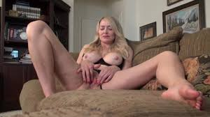 Sexy older mature women masturbating