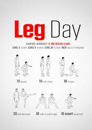 legday workout